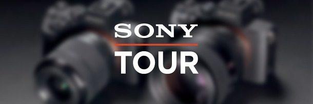 SONY TOUR CEWE FOTOLAB