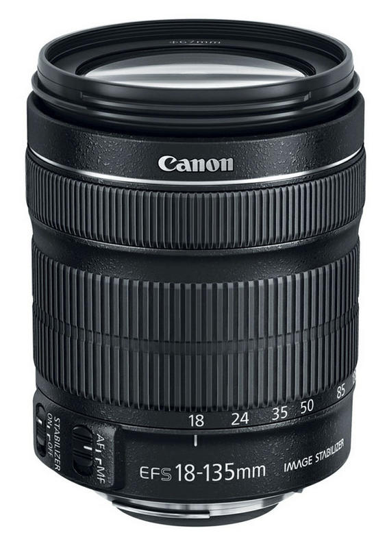 Canon EF-S 18-135 mm F3,5–5,6 IS STM