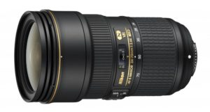 Nikon 24-70mm AF-S f/2.8E ED VR