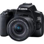 Hodnocení produktu: Canon EOS 250D
