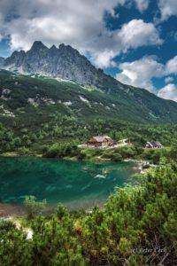 Vysoké Tatry : Zelené pleso