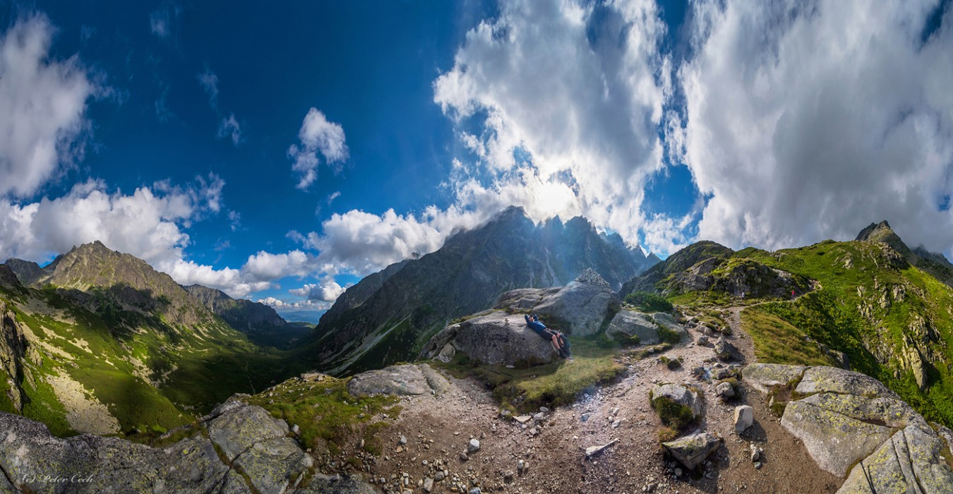 Vysoké Tatry: Výhledy na Mengusovskou dolinu