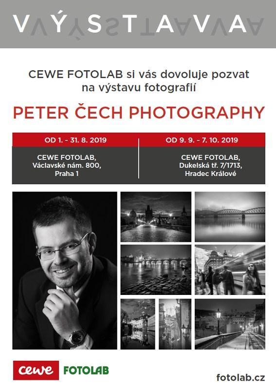 Peter Čech: Pozvánka na výstavu