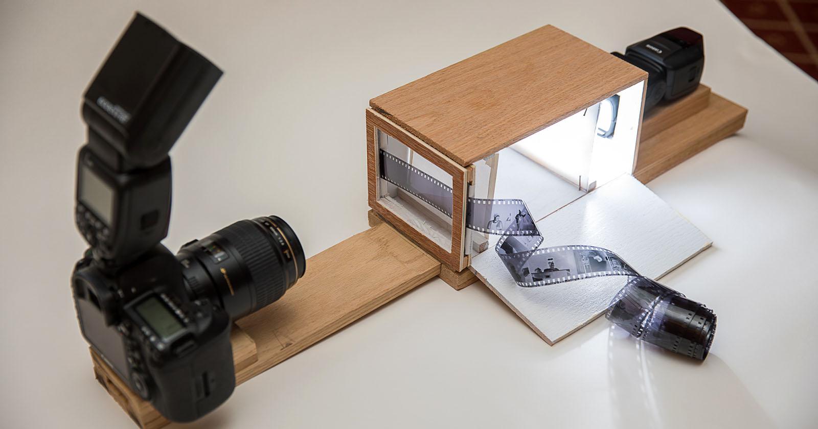можно насадить как самому отсканировать фотопленку глаз камера имеют