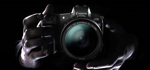 Canon fototechnika