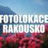 CEWE inspirativní fotolokace Rakousko