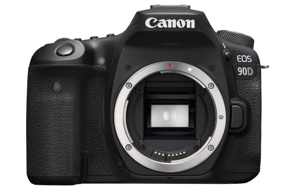 Canon EOS 90D recenze