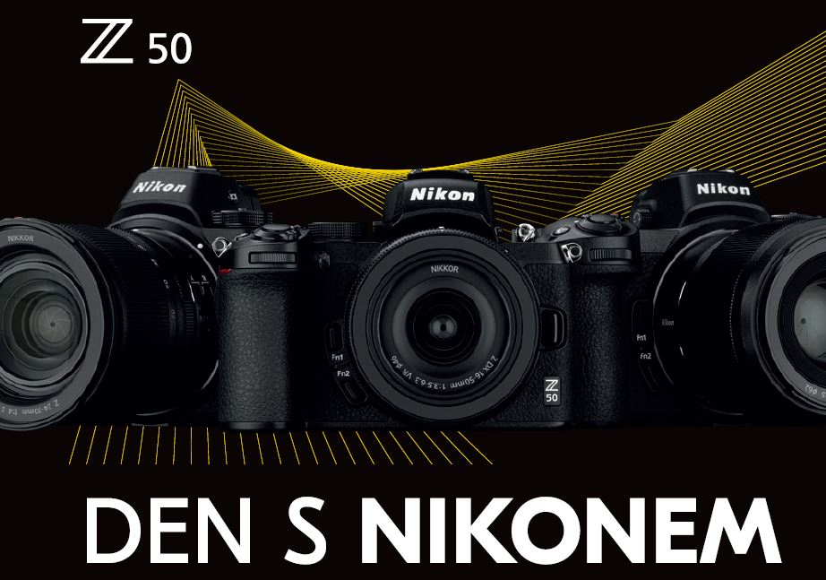 Den s Nikonem CEWE FOTOLAB 2019