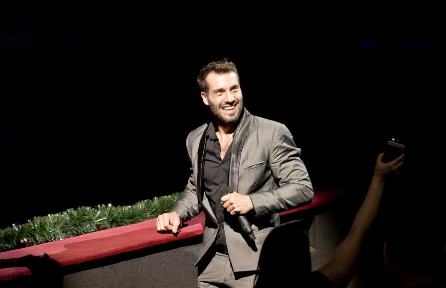 Václav Noid Bárta a vánoční koncert