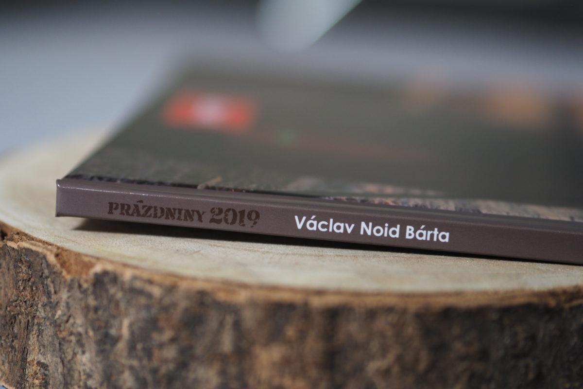 CEWE FOTOKNIHA Václava Noida Bárty o prázdninách 2019.