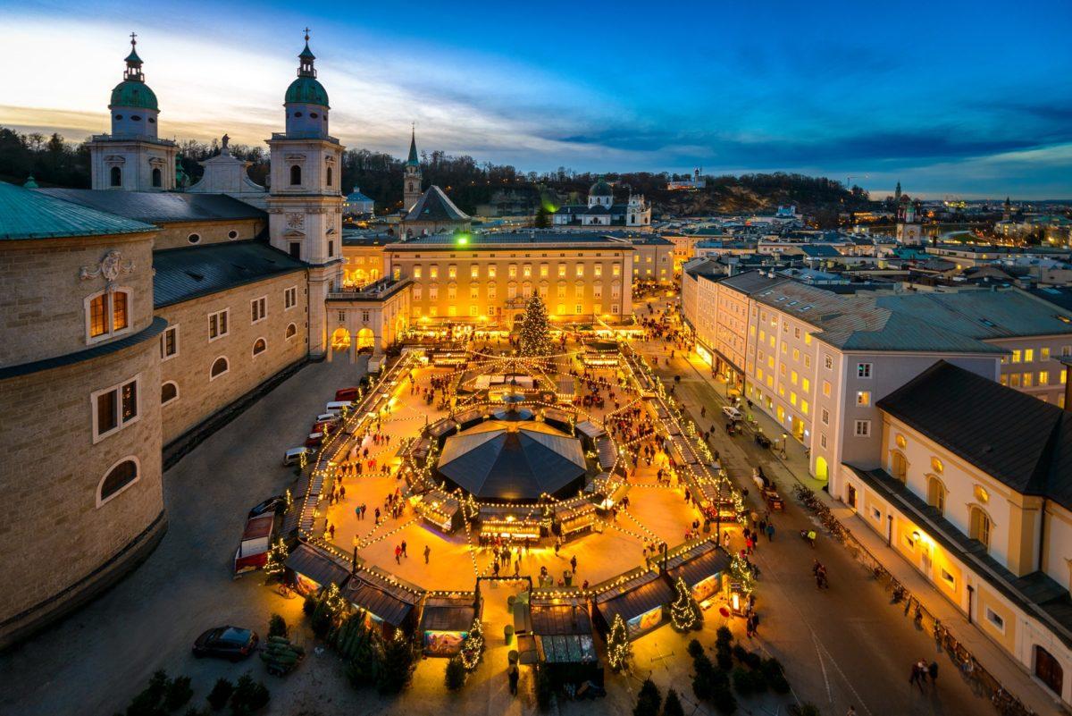 CEWE FOTOKNIHA roku a Salzburg