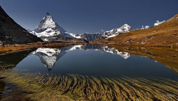 Trek kolem Matterhorn, Walliské Alpy