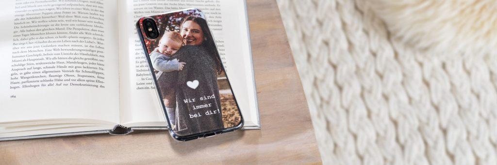 Kryt na telefon s vlastní fotkou od CEWE