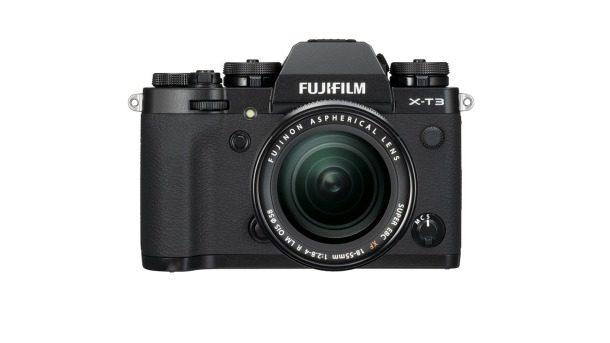 Fujifilm X-T3 recenze