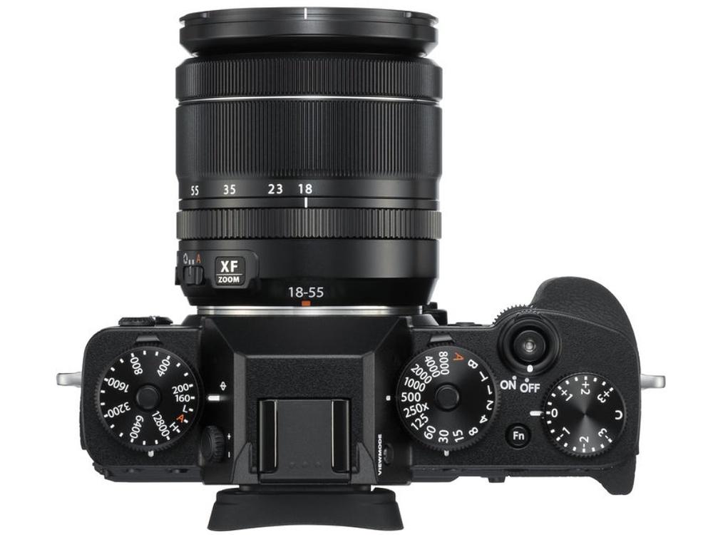 Fujifilm X-T3 černý