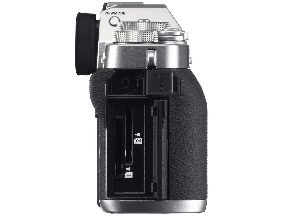 Fujifilm X-T3 stříbrný