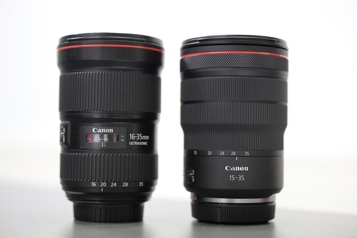 Canon RF 15-35mm