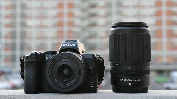 Recenze Nikon Z 50