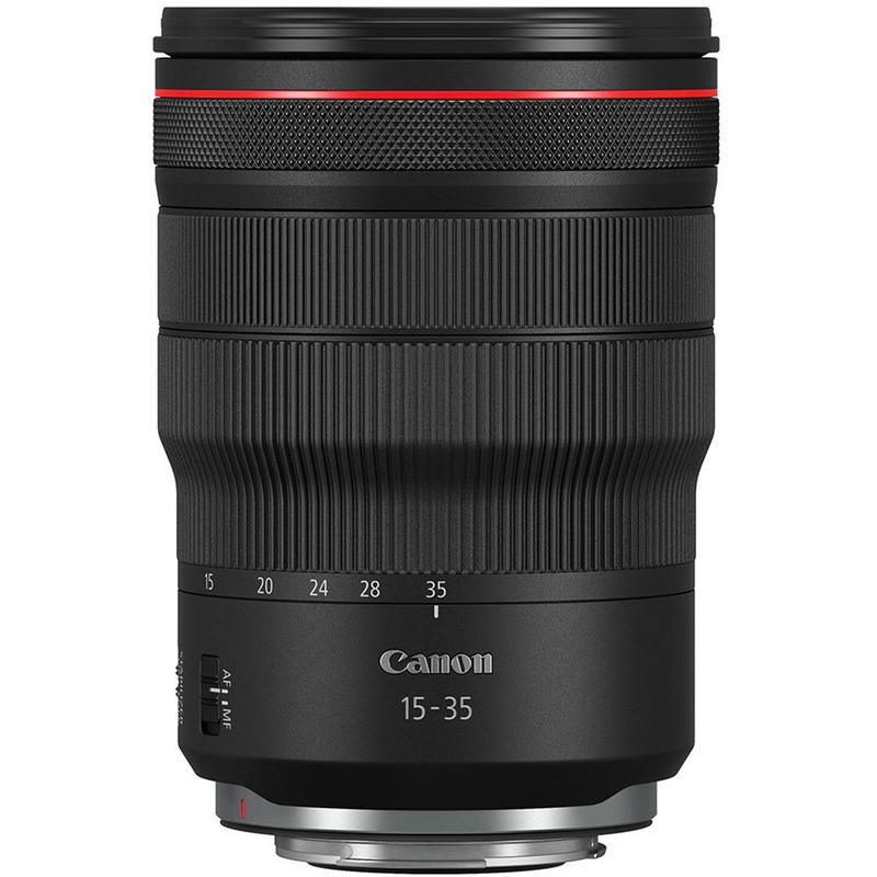 Canon RF 15-35mm f/2.8 L IS USM recenze