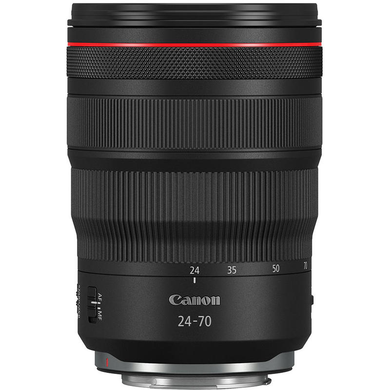 Canon RF 24-70mm f/2.8 L IS USM recenze