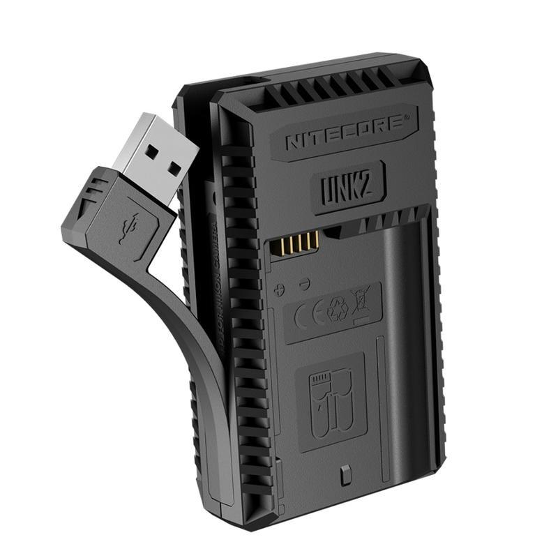 Nitecore UNK2 duální nabíječka pro Nikon EN-EL15