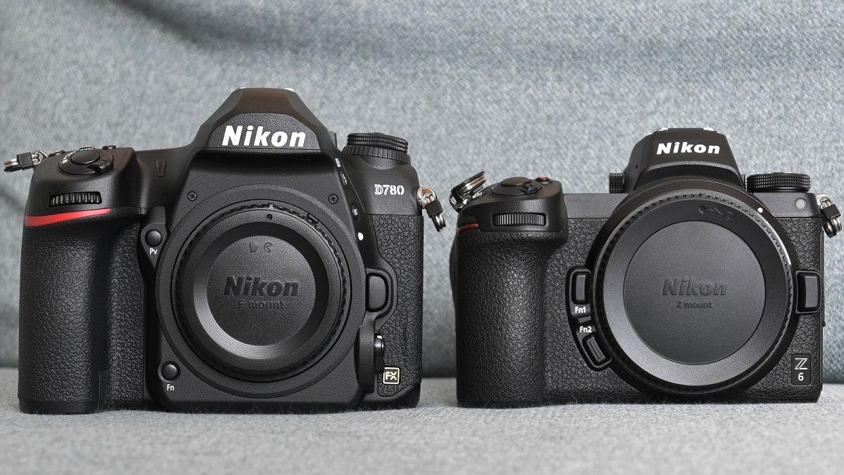 Nikon D780-Nikon Z6