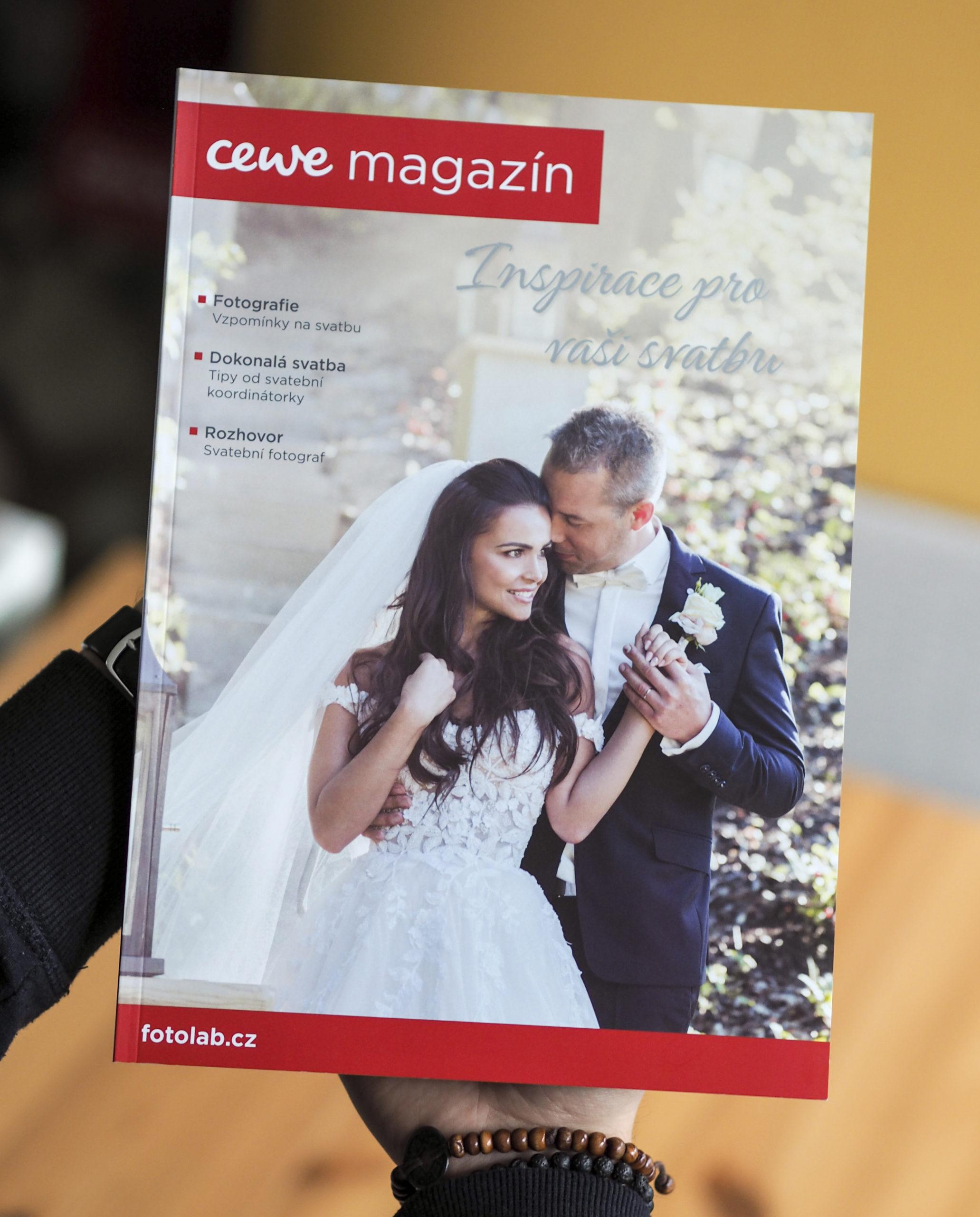 cewe svatební magazín, magazín, svatební,