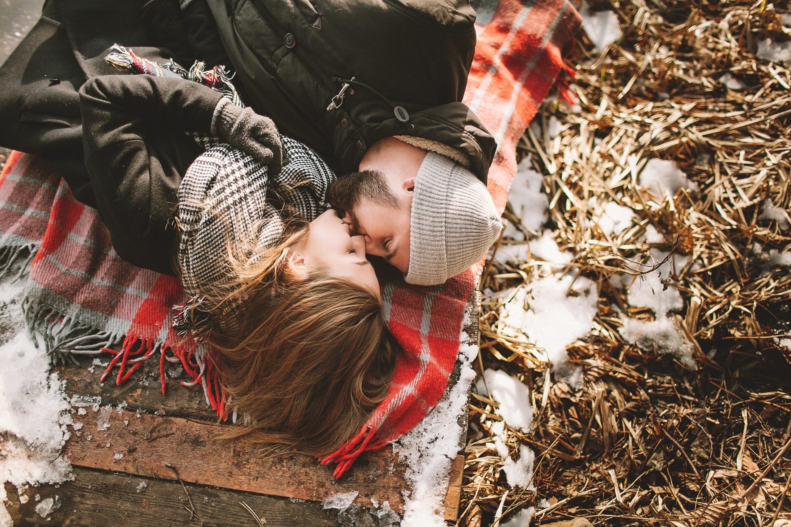 valentýn, láska, pár