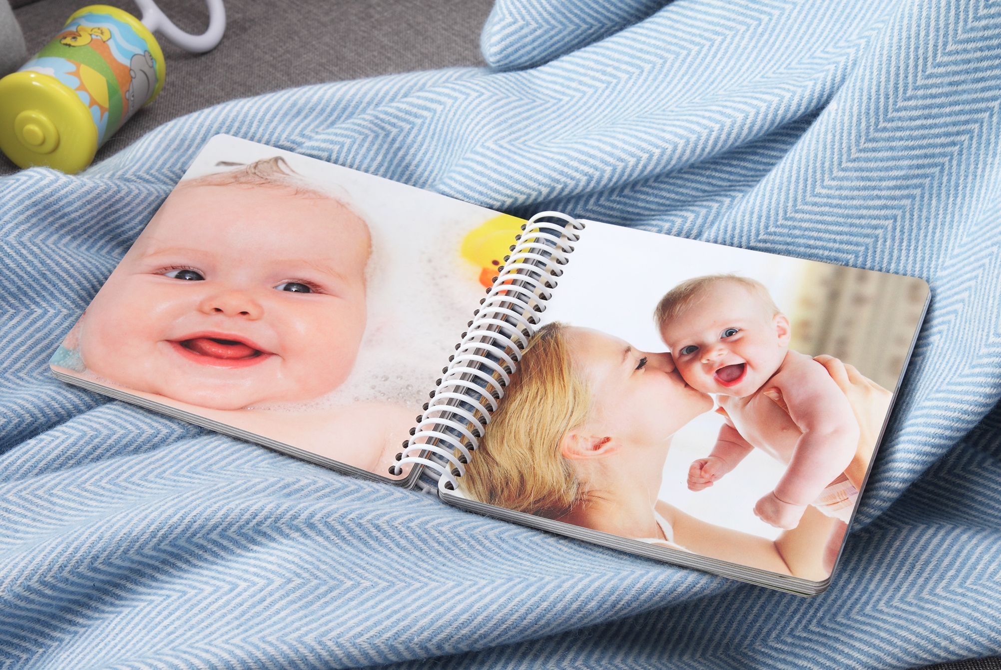 miminko, fotokniha dětská, kniha, dítě