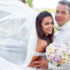 svatba, svatební, láska, pár