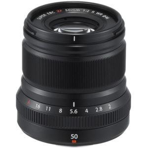 Fujifilm XF 50 mm f/2 R WR