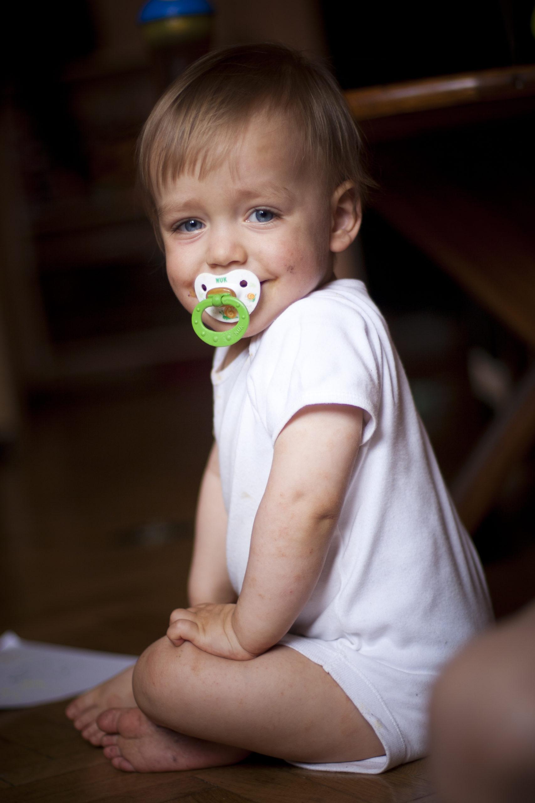 portrét, dítě