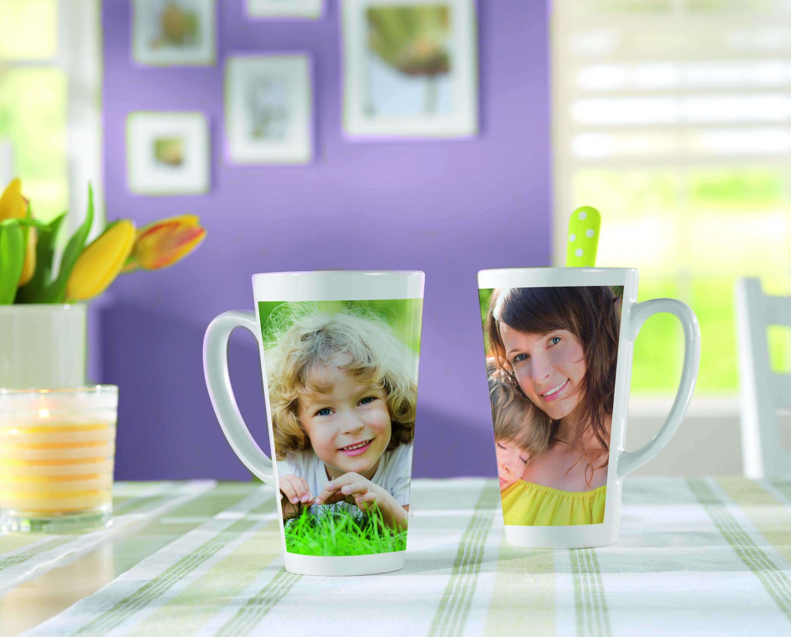 hrnek, latte hrnek, jaro
