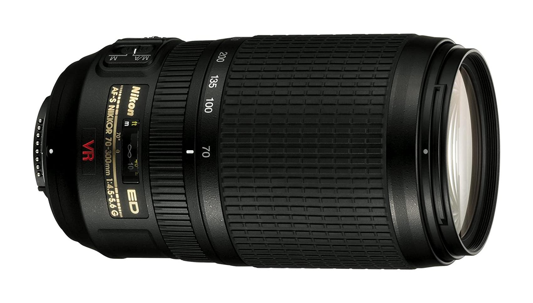 Objektiv Nikon 70-300mm f/4.5-5.6G ED IF AF-S VR je ideálním nástrojem pro makrozačátky