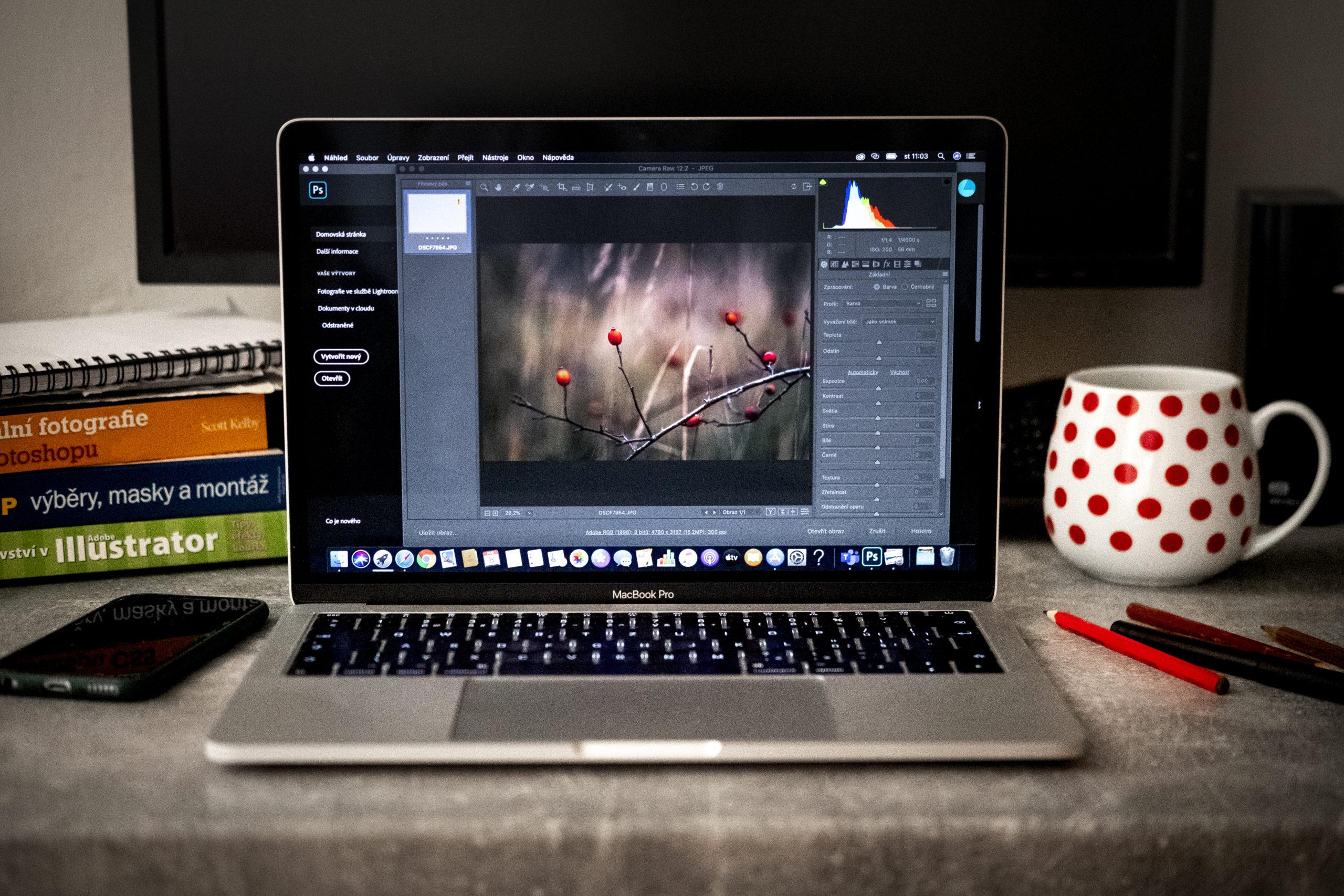 úprava, pc, photoshop, úpravy v grafickém editoru