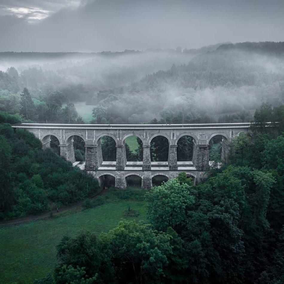Viadukt Sychrov