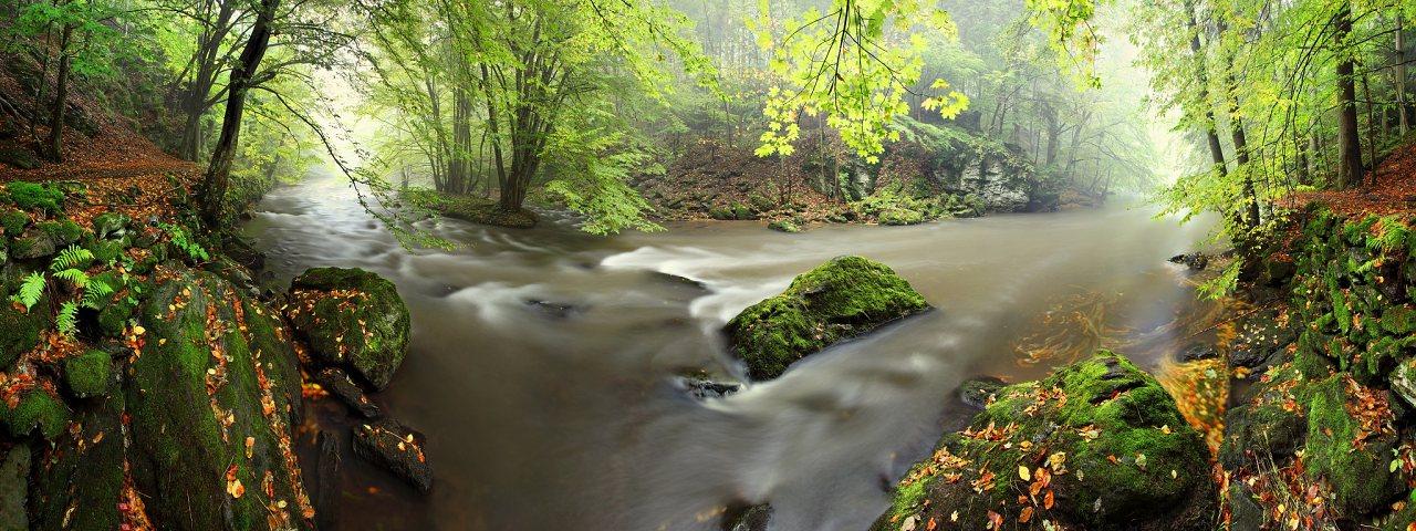 Řeka Metuje, autor: Michal Balada