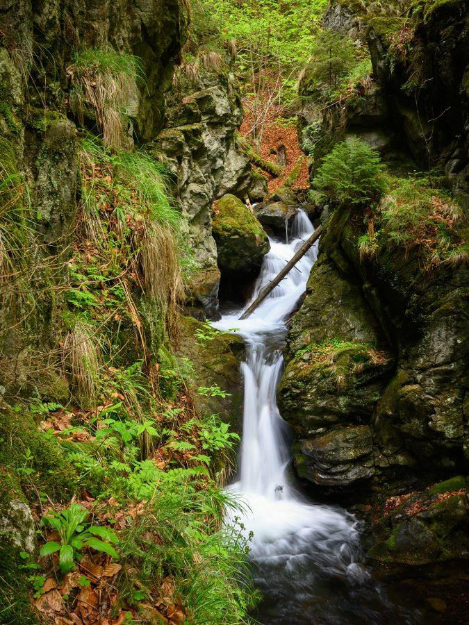Nýznerovské vodopády, autor: Viktor Fiker
