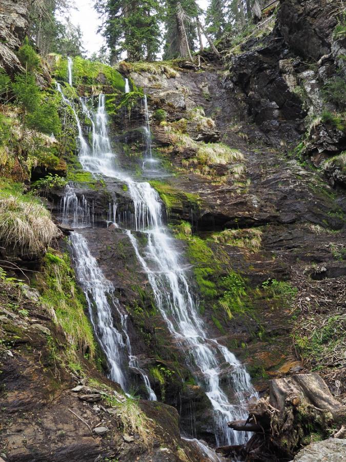 Vysoký vodopád, autor: Viktor Fiker