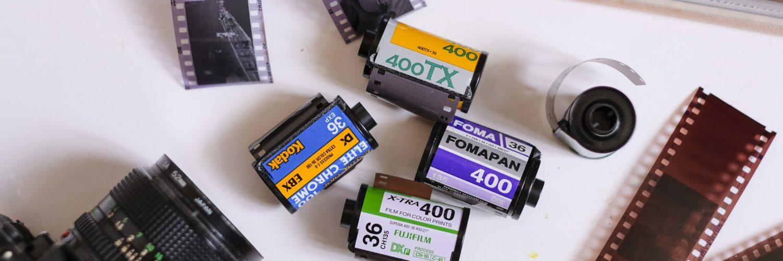 analog, film, negativ
