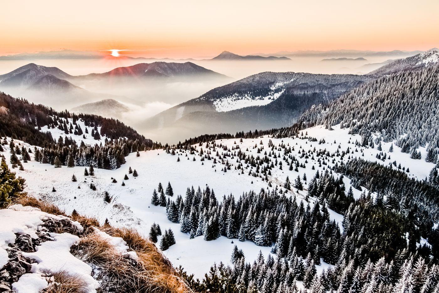 Malý Rozsutec, Malá Fatra, Slovensko