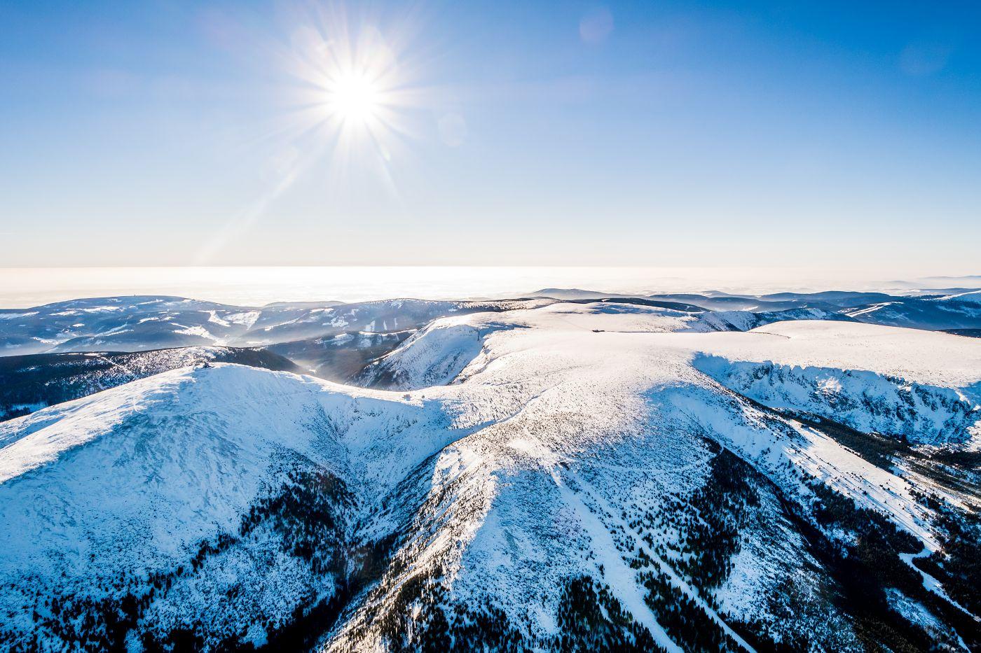 Sněžka, Krkonoše, Petr Jan Juračka