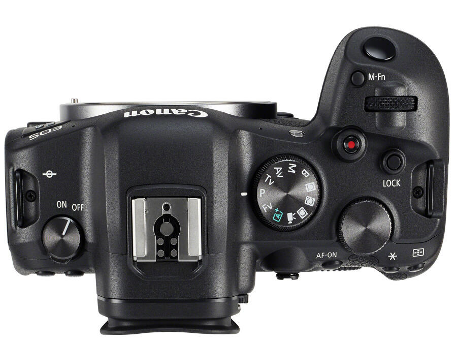Canon EOS R6 recenze