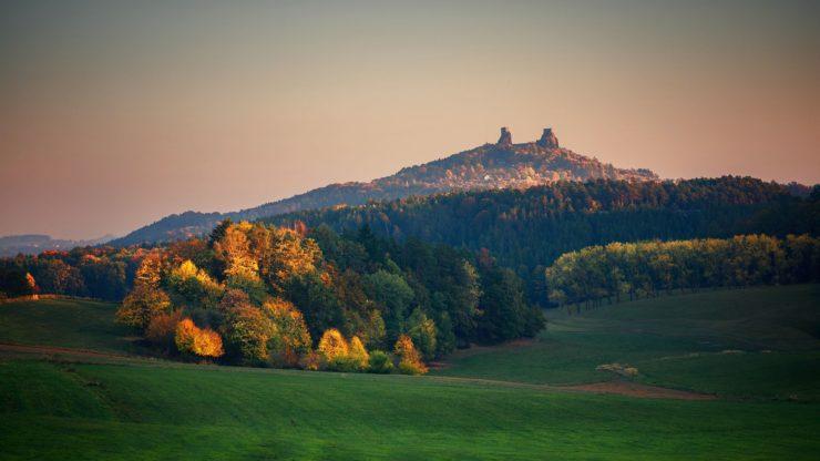 Fotografování podzimní přírody
