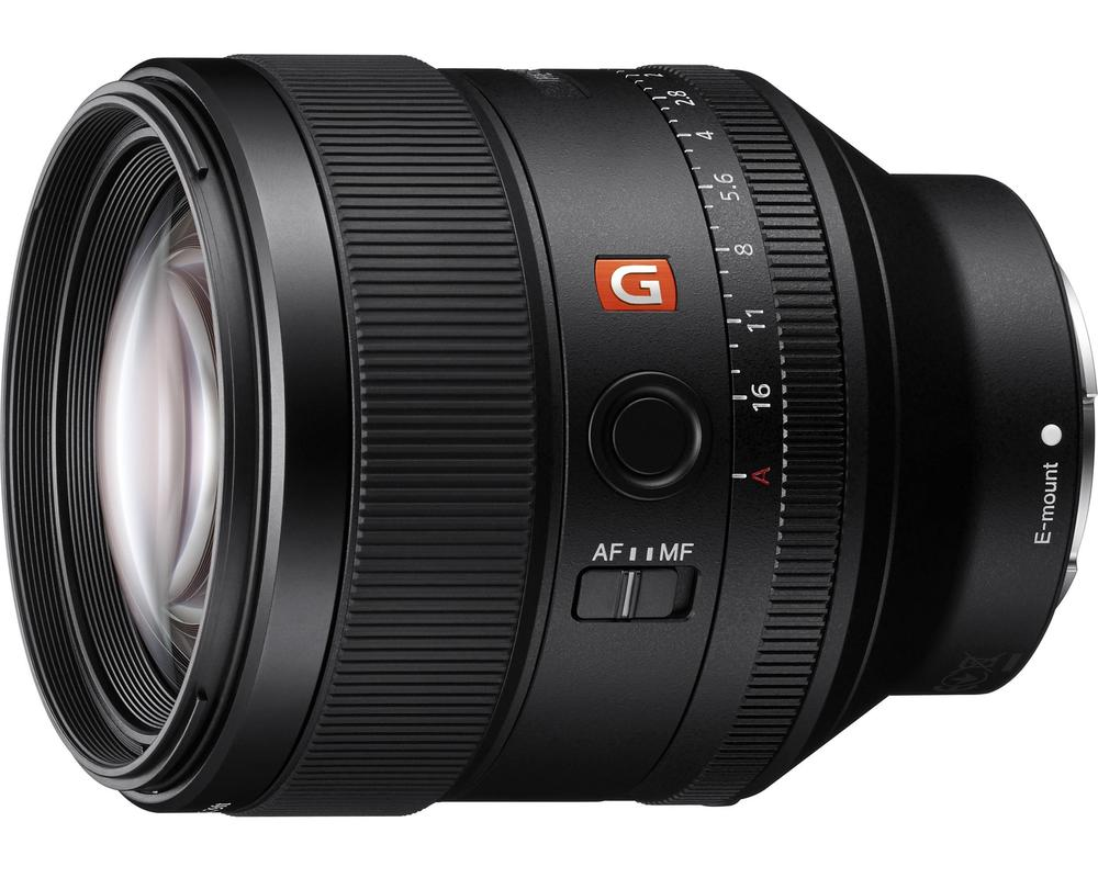 Sony 85mm f/1,4