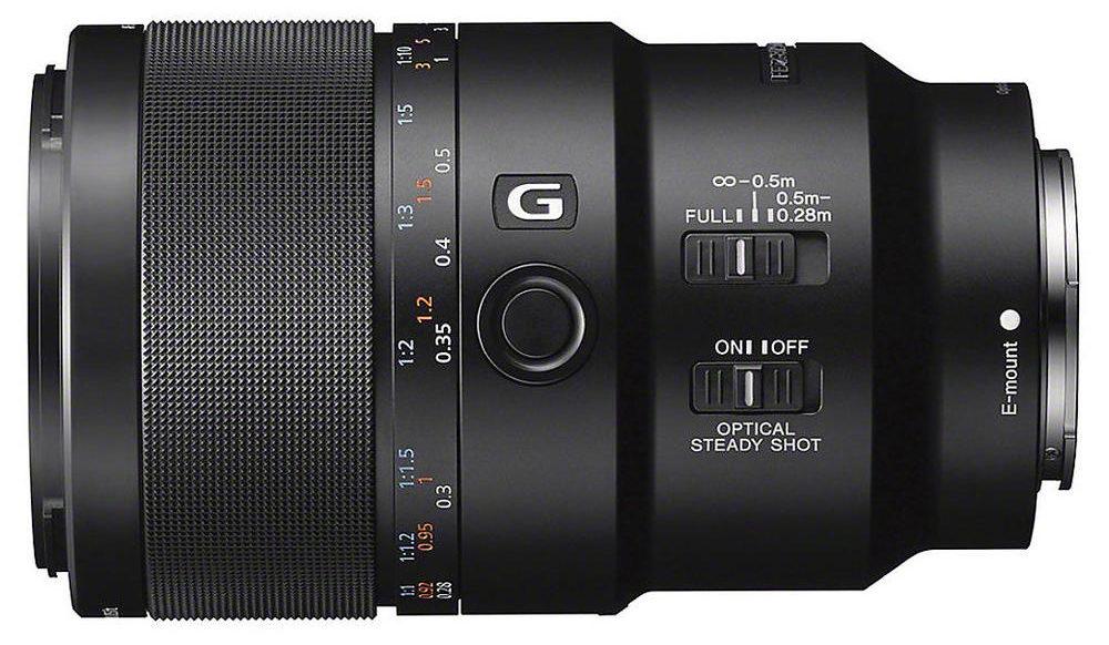 Sony 90mm f/2,8