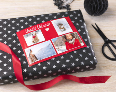 vánoce, dárek , fotografie