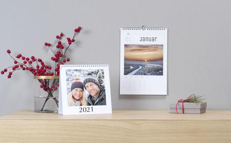 kalendáře, cewe kalendář