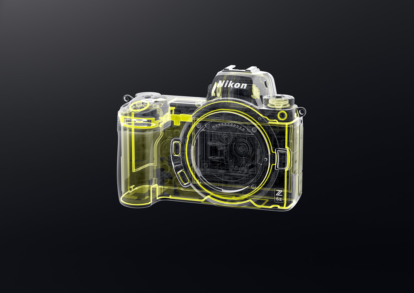 Nikon Z6II utěsnění