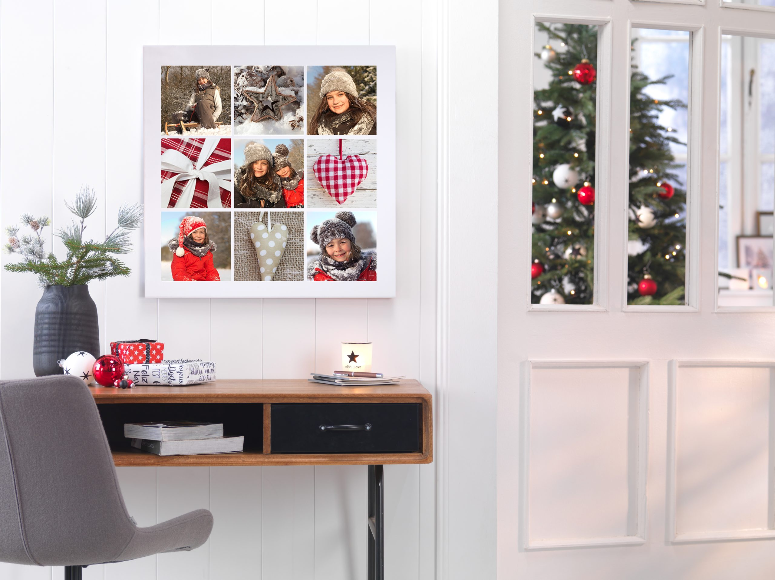 fotoobraz, vánoce